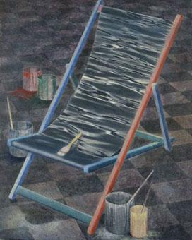 Chaise longue - 100 x 70 cm
